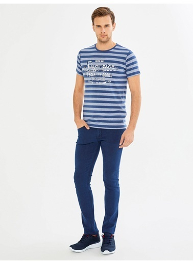 MCL Tişört İndigo